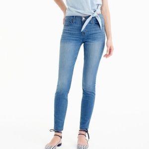 J CREW | toothpick jeans Stewartby wash 0185